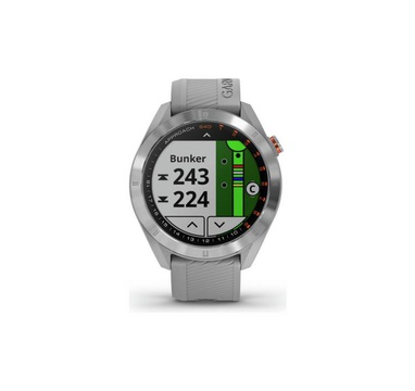 TimeForGolf - Garmin Approach S40 Gray šedé