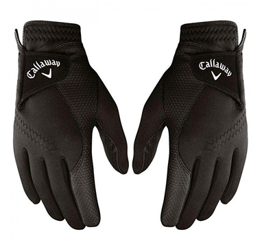 TimeForGolf - Callaway rukavice Thermal Grip pár černé