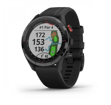TimeForGolf - Garmin Approach S62 Black