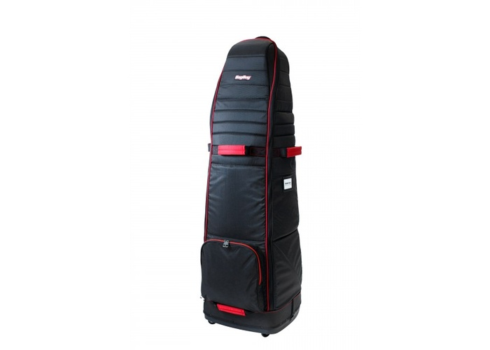TimeForGolf - Bag Boy Travel Cover Freestyle Black / Red