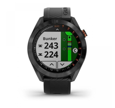 TimeForGolf - Garmin Approach S40 Black, CT 10 Bundle černé