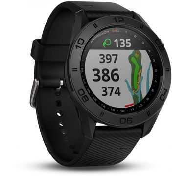 TimeForGolf - Garmin Approach S60 Black černé