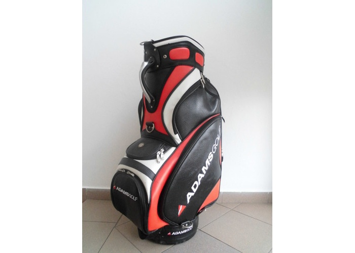 TimeForGolf - Adams Golf Staff kožený bag