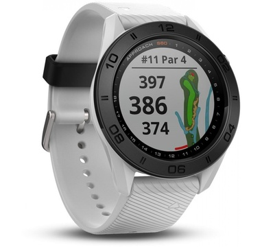 TimeForGolf - Garmin Approach S60 White bílé