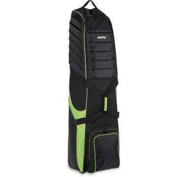 TimeForGolf - Bag Boy T 750 Travel cover Black / Lime